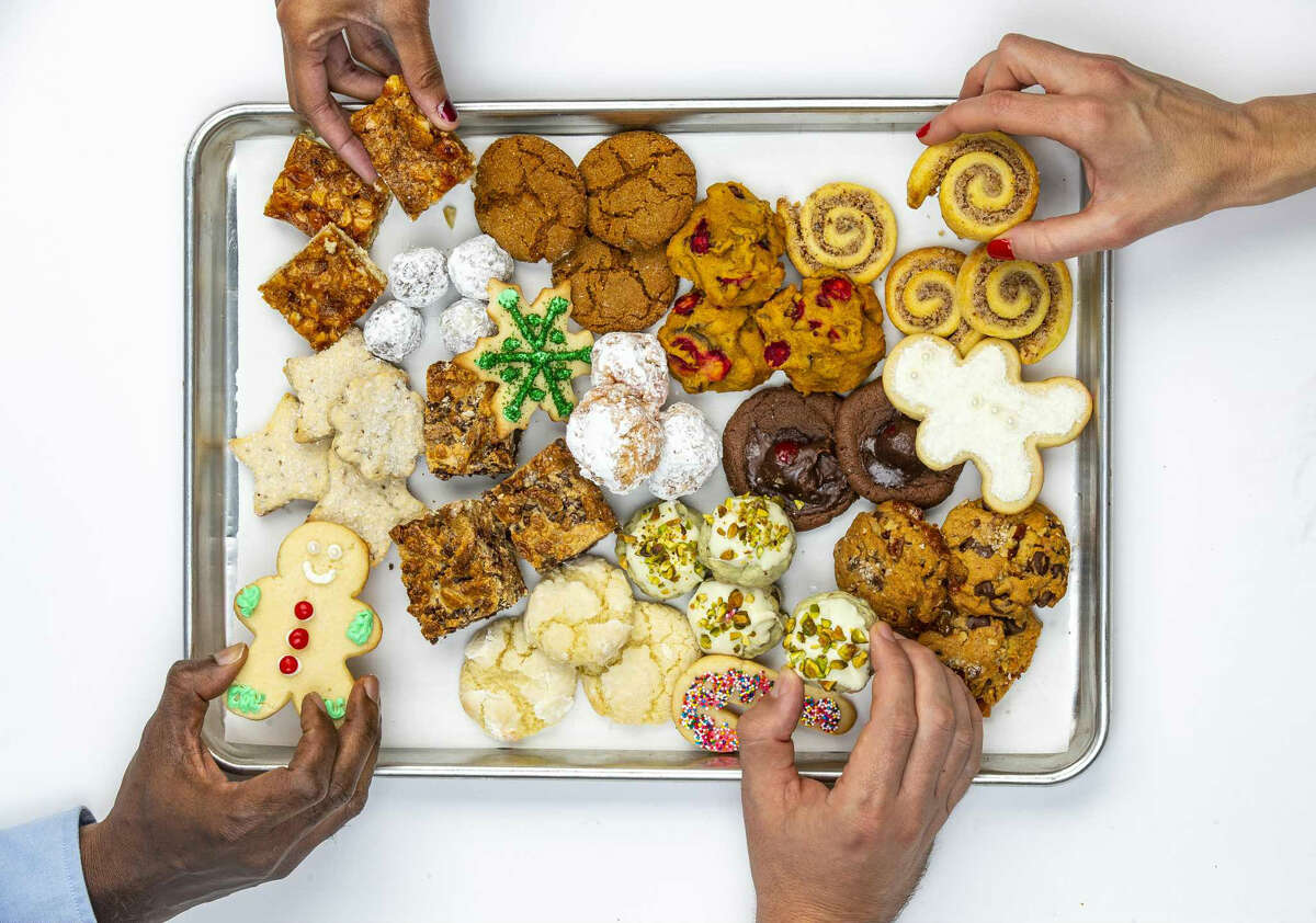 Reaching for the best cookie recipes from Houston Chronicle readers.