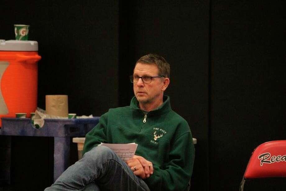 Bucks wrestling coach Tim Jones hopes to have anoher strong season. (Pioneer file photo)