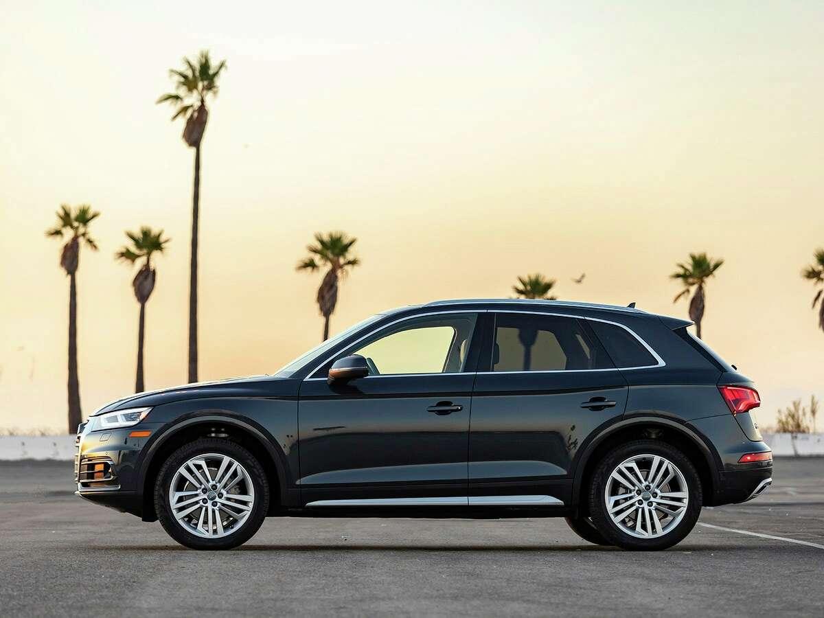 Best Compact Luxury SUV: 2020 Audi Q5 Price starts at:$44,295