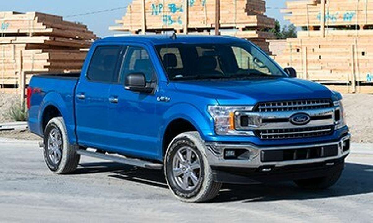 Ford F-150 Stopped at FM 2004, milepost 518 (Brazoria County) Alleged speed: 106 Posted speed: 65