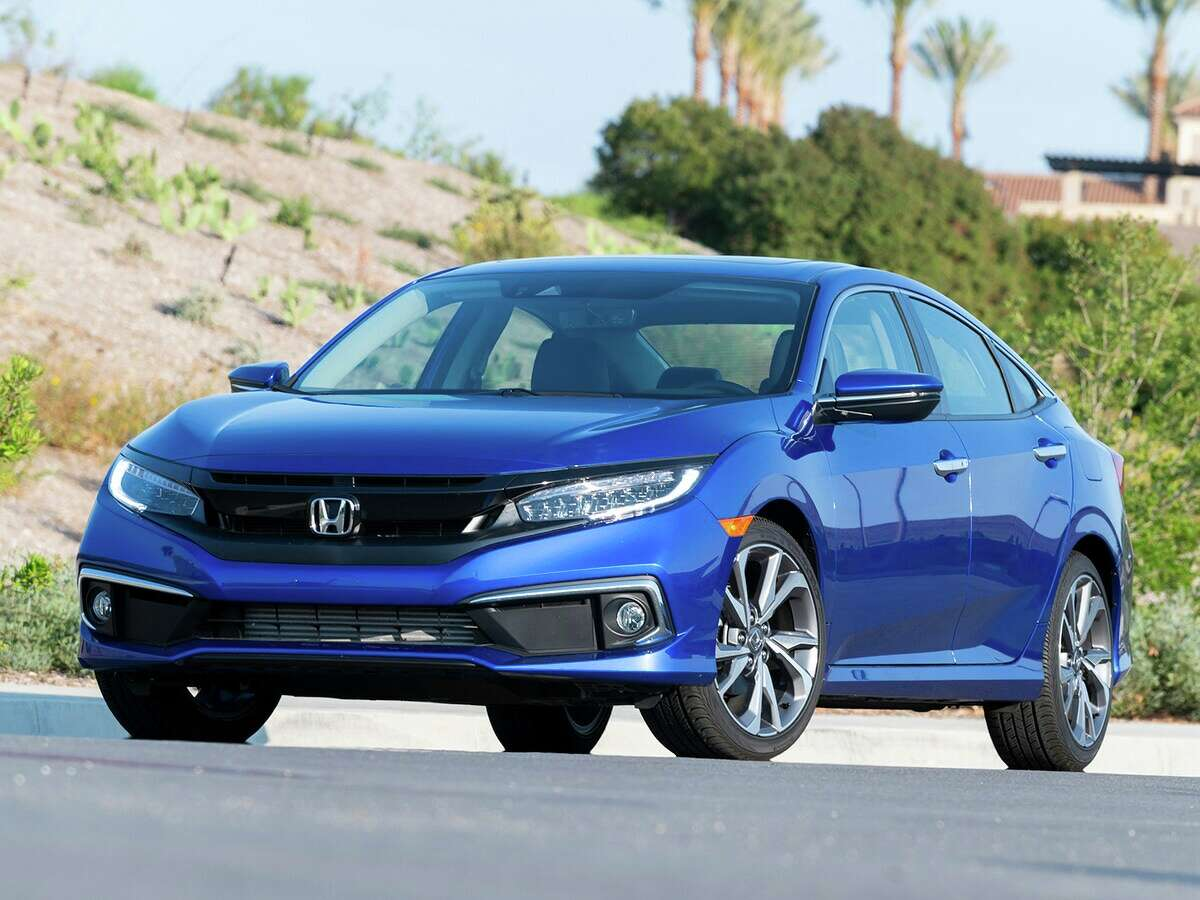 3. Honda Civic