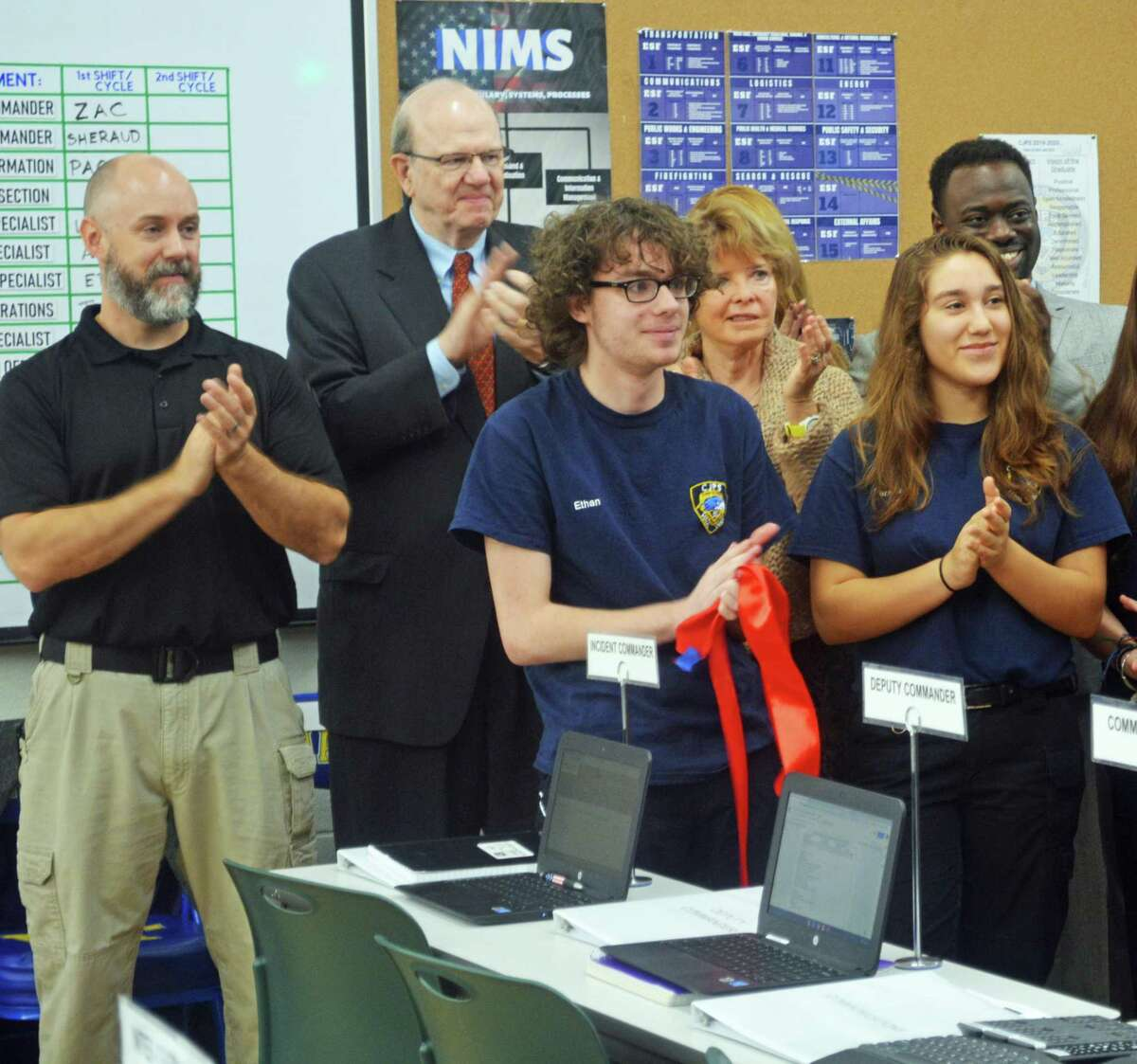 Vinal Tech's emergency operations center program will provide students with hands-on, career development experience as they provide support to federal resources deployed around the United States in times of disaster.