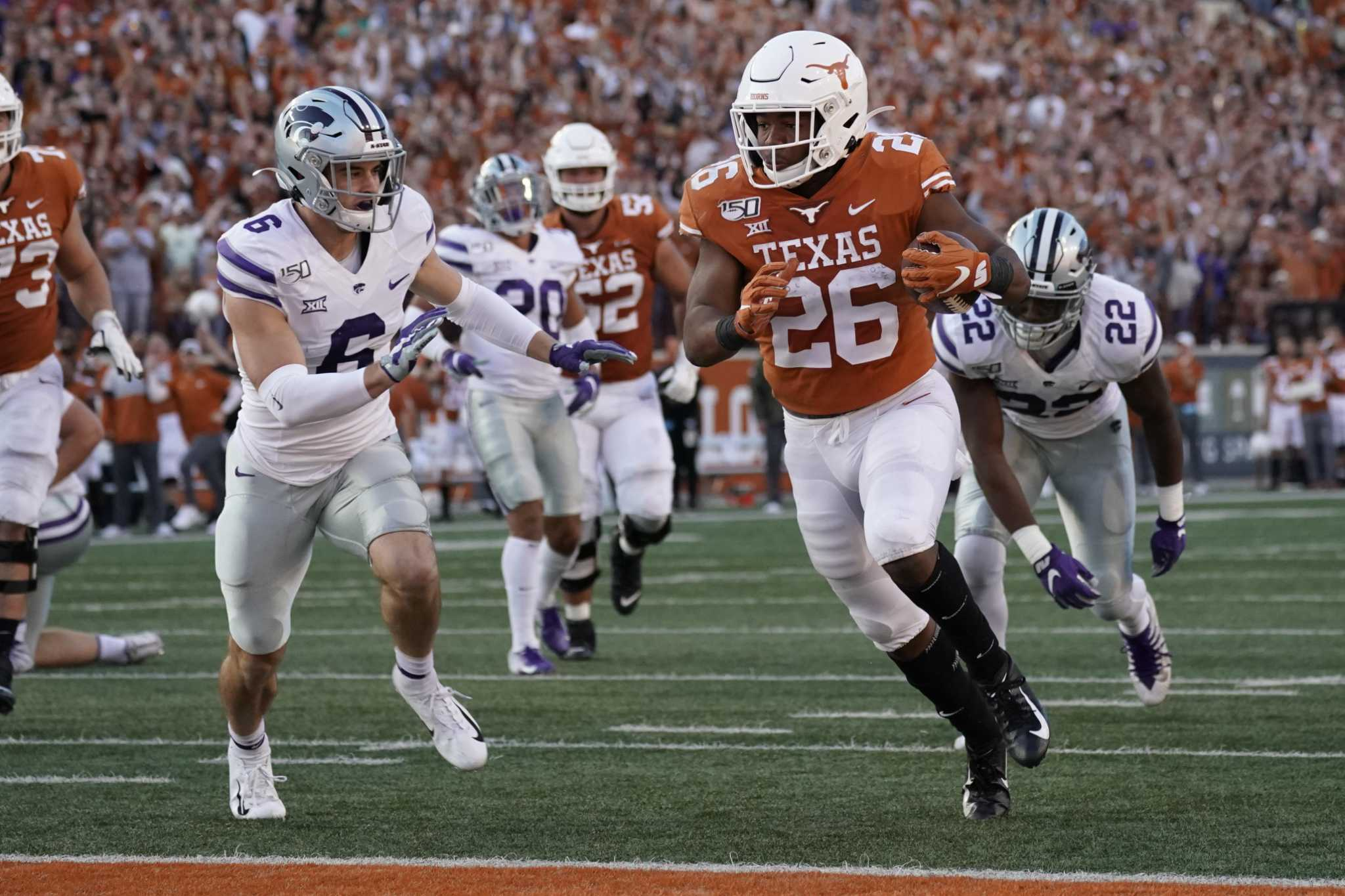 Texas, Utah should be good matchup in 'Disappointment Bowl'