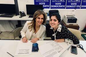 Sima Ladjevardian, a Houston attorney and former adviser to Senate candidate Beto O'Rourke, filed Monday to run for the 2nd Congressional District and soon after picked up O'Rourke's endorsement.