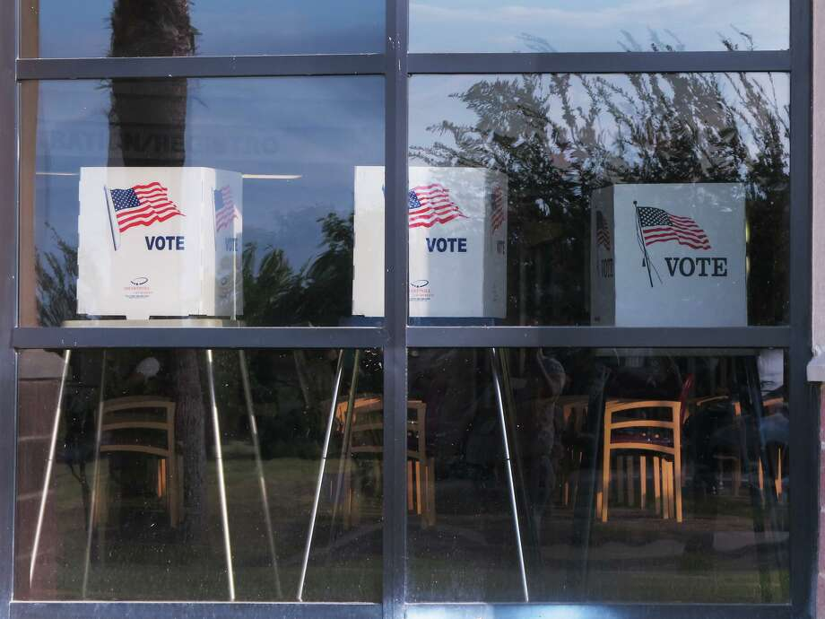 The deadline to file for candidacy in Texas for the 2020 elections was 6 p.m. Monday. Thirty-seven candidates filed for a place on the ballot in Webb County elections this year. Photo: Cuate Santos /Laredo Morning Times File / Laredo Morning Times