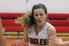 The Caseville Eagles dropped their home opener against Dryden by a score of 57-23 on Monday, Dec. 9.