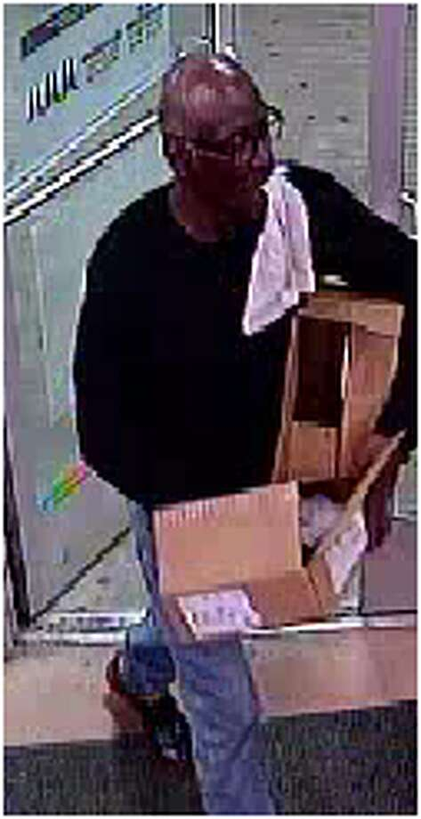Crime Stoppers is offering a reward for the identity of a man suspected of aggravated robbery. Photo: Crime Stoppers