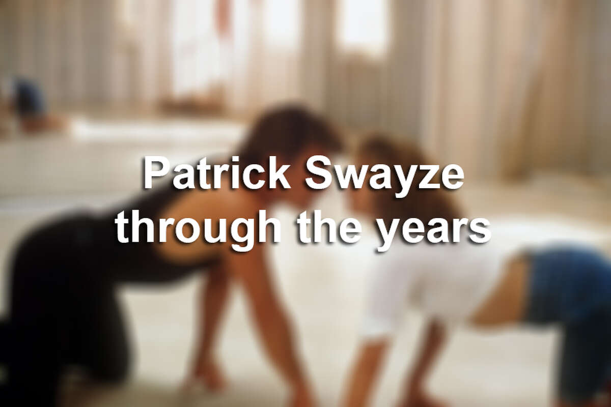 >> Click through the following gallery to see beloved Houston actor Patrick Swayze through the years.