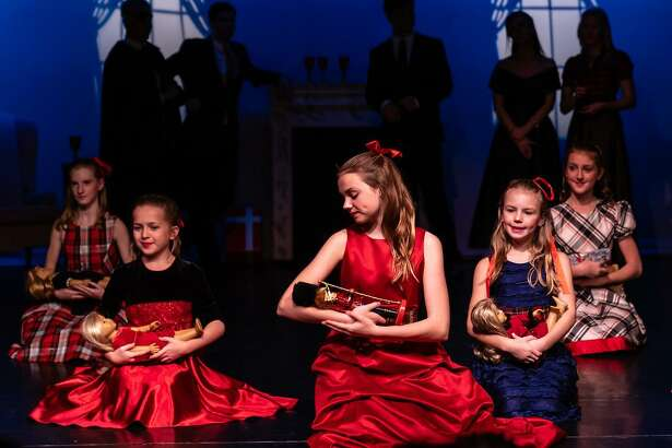 Scenes from the Nutcracker will be performed by the Darien Art Center's dance companies on Dec. 14 and 15 at noon and 3 p.m. at the DAC Weatherstone Studio, 2 Renshaw Road, Darien. Tickets are $20. For more information, visit darienarts.org.
