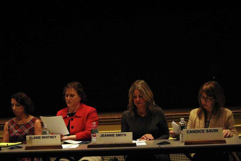 The Board of Education voted unanimously to hold off on redistricting for the 2020-2021 school year at a Monday night meeting. Taken Dec. 9, 2019 in Westport, Conn. Photo: DJ Simmons/Hearst Connecticut Media