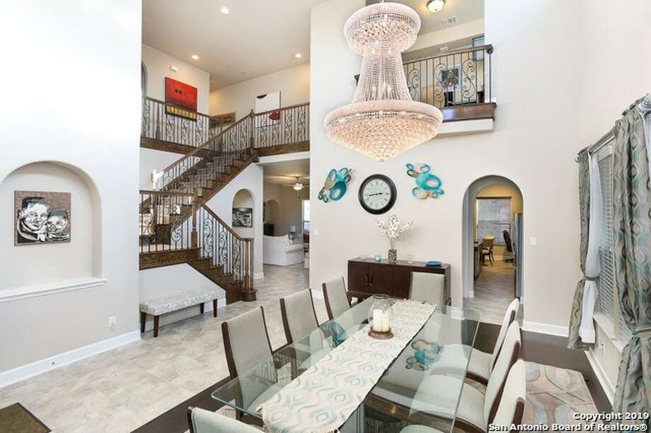"The home ""custom fit for an NBA champ"" at 4119 Muir Wood Dr. in San Antonio. Photo: San Antonio Board Of Realtors"