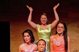 The Marvelous Wonderettes will perform through Dec. 28 at the Ridgefield Theater Barn, 37 Halpin Lane, Ridgefield. Tickets are $33-$38. For more information, visit ridgefieldtheaterbarn.org.