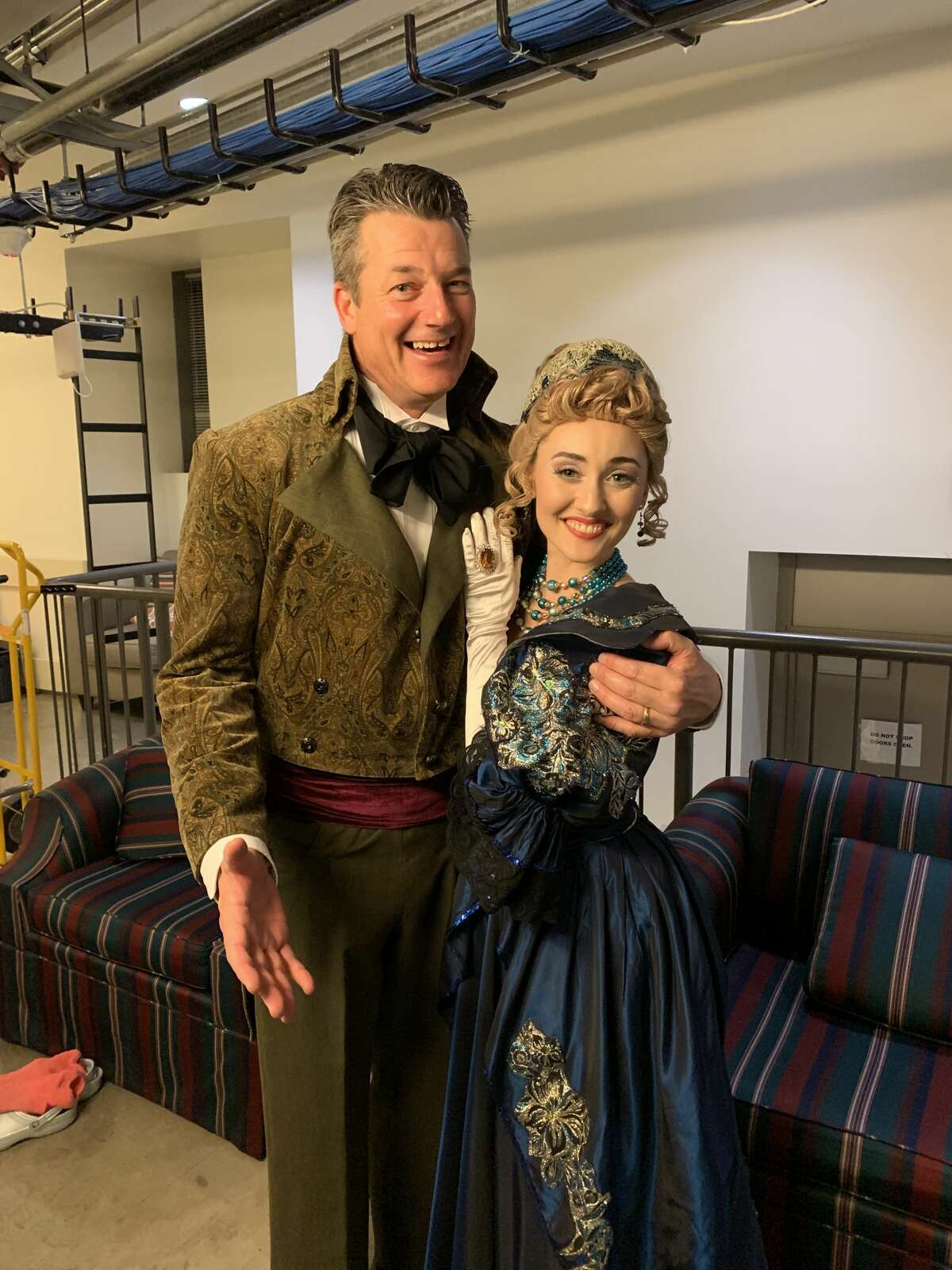 """KENS-5 weather chief Bill Taylor starred in Ballet San Antonio's version of """"The Nutcracker"""" over the weekend."""