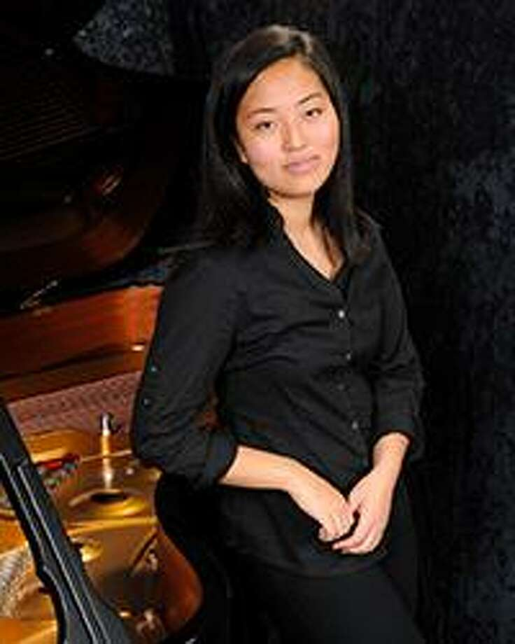 Ridgefield High School senior Jeannette Kim. Photo: Contributed Photo