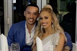 Carlos and Daniella Correa