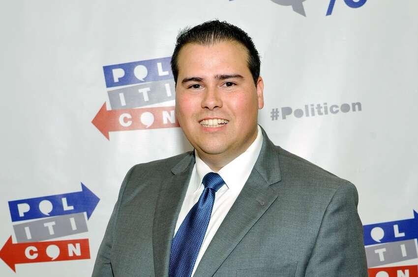 Omar Navarro at Politicon at Pasadena Convention Center on July 29, 2017 in Pasadena, California.