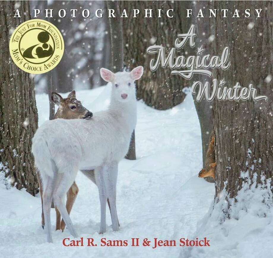 """A Magical Winter"" by Carl R. Sams II and Jean Stoick. (Photo provided/Carl R. Sams II Photography, Inc.)"