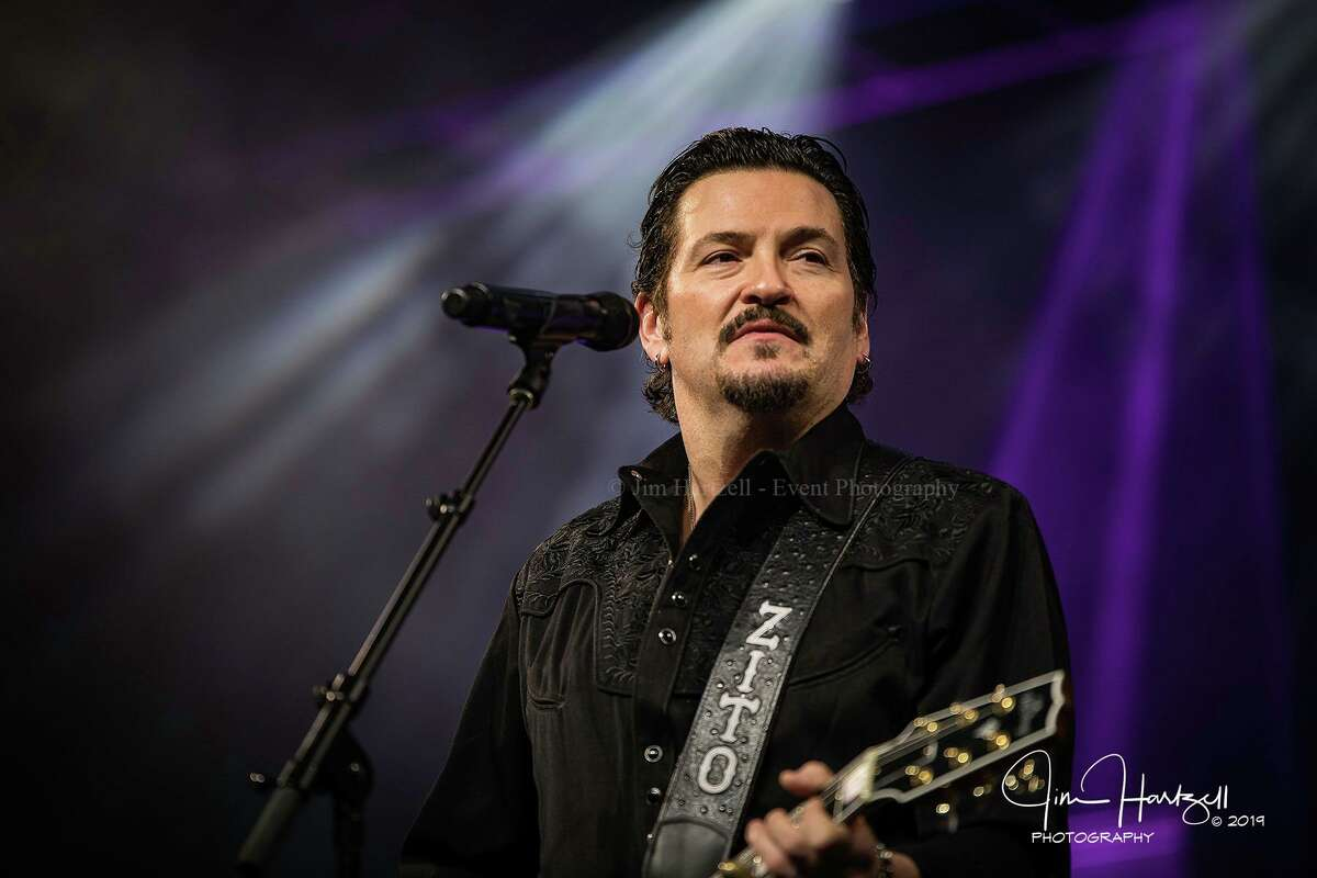 """Guitarist Mike Zito, whose latest album, """"Rock 'n' Roll: A Tribute to Chuck Berry,"""" dropped Nov. 1, will perform at Fairfield Theatre Company's StageOne venue Dec. 15."""