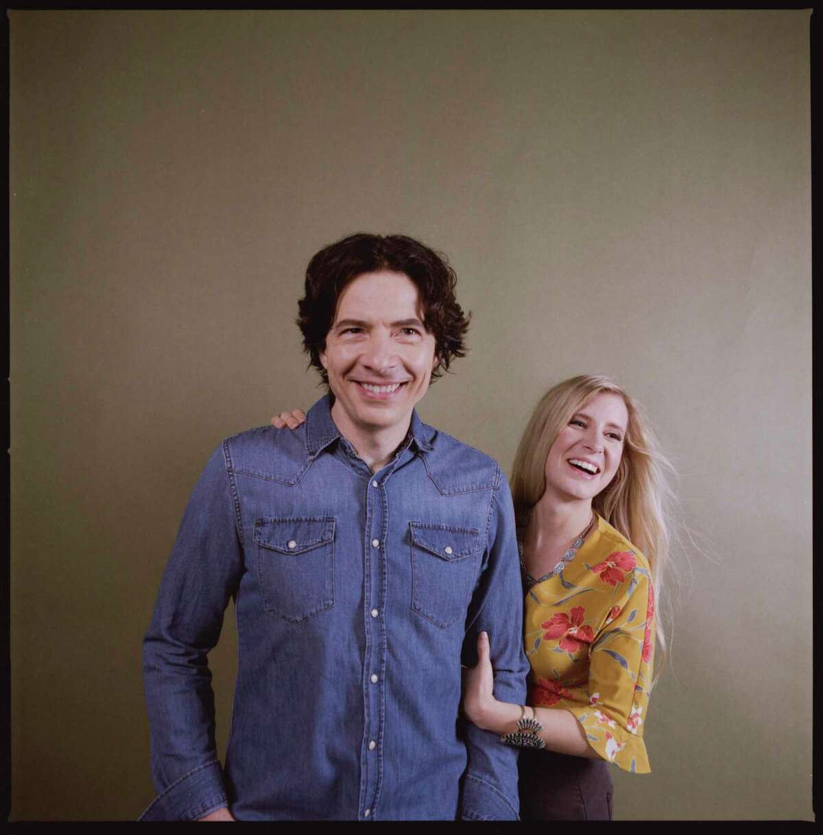 AJ Swearingen and Jayne Kelli will do the music of Simon and Garfunkel.