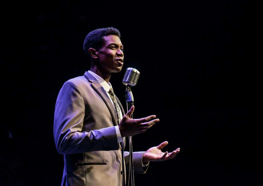 Evan Tyrone Martin sings Nat King Cole's hits. Photo: The Goodspeed / Contributed Photo / JPM Photography
