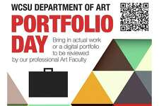 """The Western Connecticut State University Department of Art will offer an opportunity for students interested in pursuing an education in art and design to have their works reviewed by members of the WCSU art faculty during a """"Portfolio Day"""" session Dec. 14."""