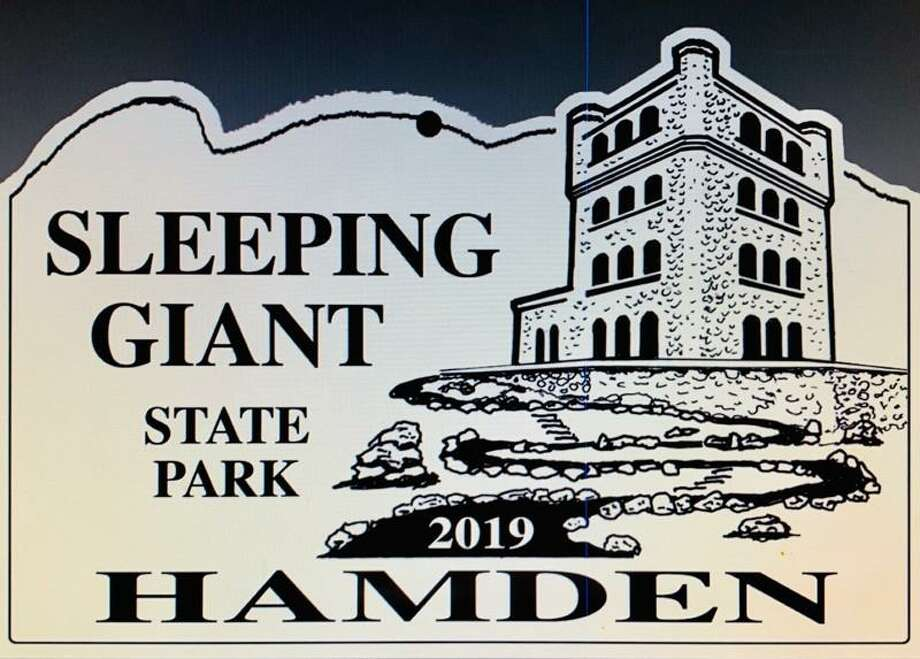 The Hamden Department of Recreation has selected Sleeping Giant State Park to be featured as its 2019 holiday ornament, the 28th in a series of annual ornaments featuring Hamden landmarks. Photo: Contributed Photo