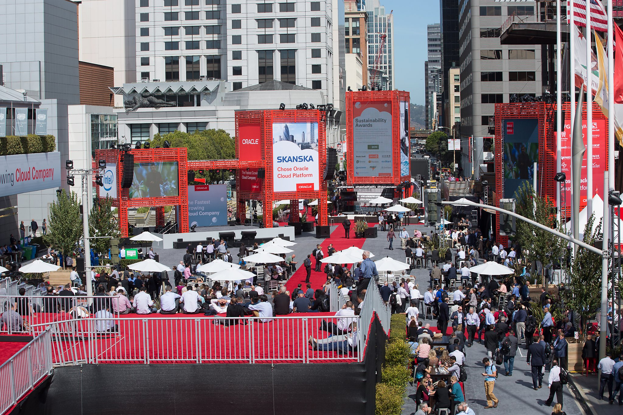 SF loses Oracle's huge OpenWorld tech conference to Las Vegas