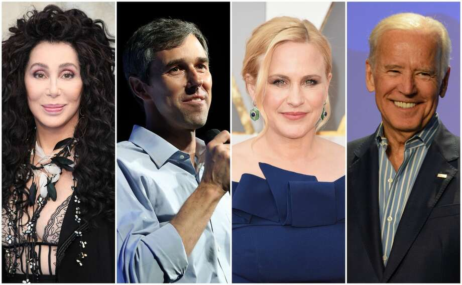 Big-name celebrities and politicians have jumped into an online Twitter frenzy that was started after Houston Police Chief Art Acevedo made anti-National Rifle Association (NRA) remarks during a Monday press conference following the shooting death of an HPD sergeant. Photo: Title Slide