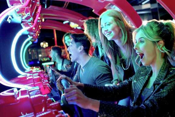 A new Dave & Buster's location opening in Shenandoah brings over 200 jobs to the area.