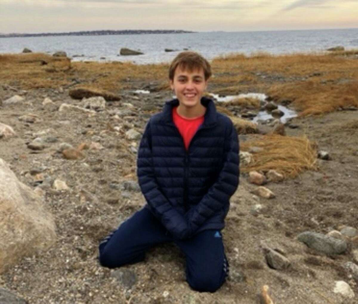 Luke, 15, a Greenwich High School sophomore, was a passionate environmentalist who inspired a town-wide beach clean-up at Tod's Point that drew out hundreds of participants. He died Saturday, 20 months after being diagnosed with glioblastoma.