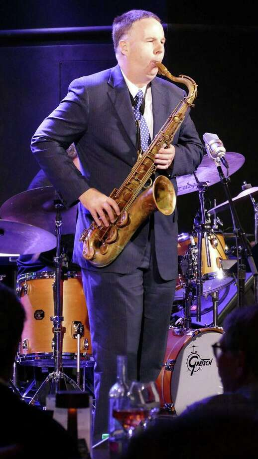 Jazz artist Harry Allen is playing at the Poli Club on Dec. 13. Photo: Contributed Photo