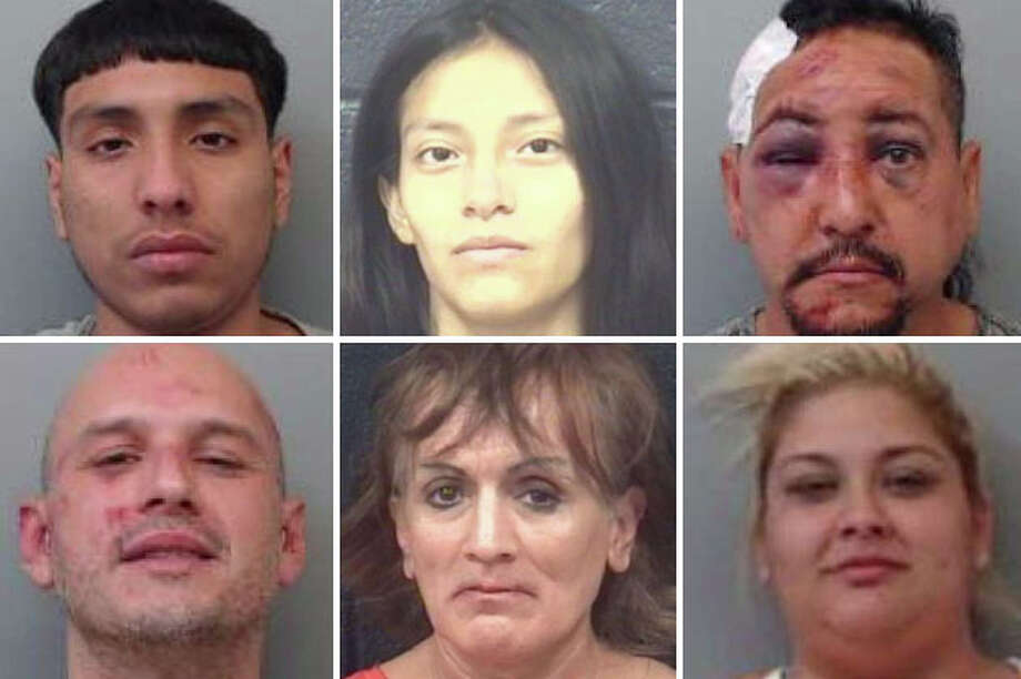 Click through the gallery to see the most notable mugshots in Laredo during November 2019. Photo: Laredo Morning Times