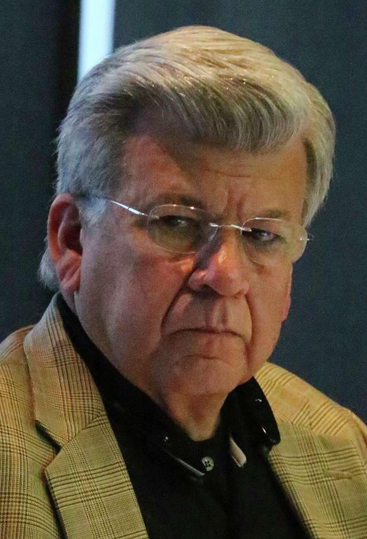 Berto Guerra, chairman of SAWS.