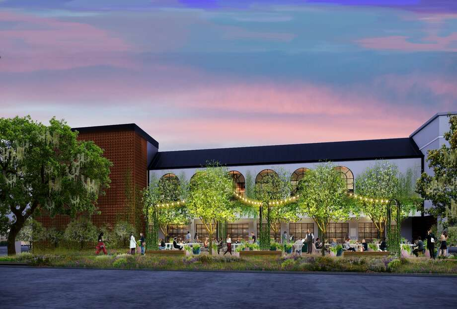 A rendering of Hamsa, a new Israeli restaurant by the trio behind the steakhouse Doris Metropolitan, which is scheduled to open in Rice Village summer of 2020. Photo: Edge Realty Partners