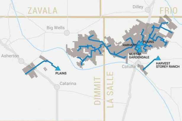 San Antonio pipeline operator Ironwood Midstream has closed a deal to expand its crude oil gathering network in the Eagle Ford Shale of South Texas.
