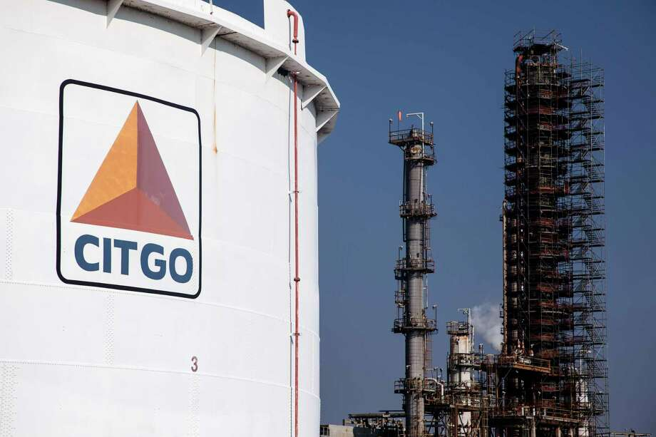 FILE — The Citgo refinery in Lake Charles, La., Sept. 18, 2018. Citgo is a subsidiary of Venezuela's national oil company. Photo: TODD SPOTH, STR / NYT / NYTNS
