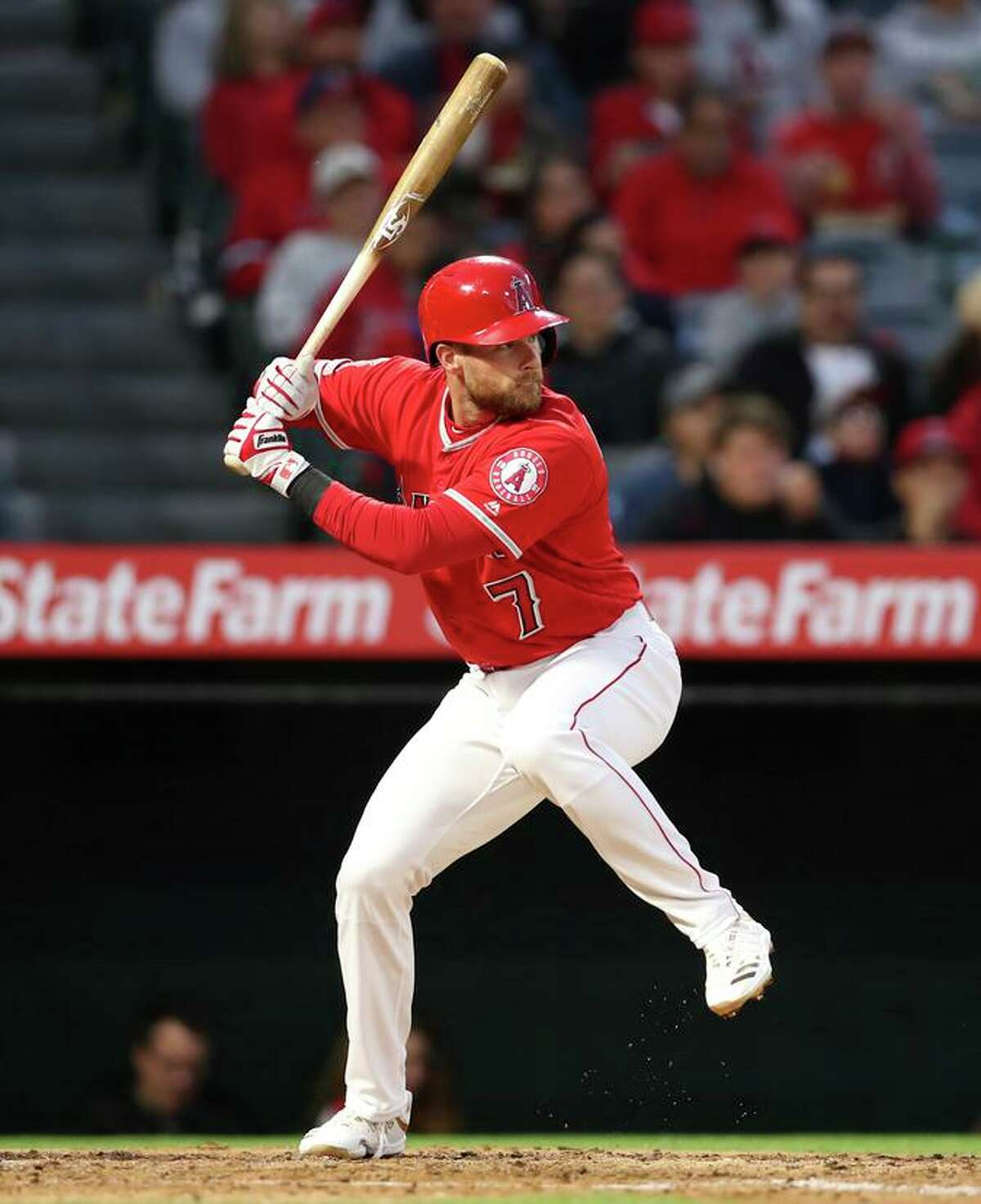 Zack Cozart hit .190 in two seasons with the Angels after signing a three-year contract.