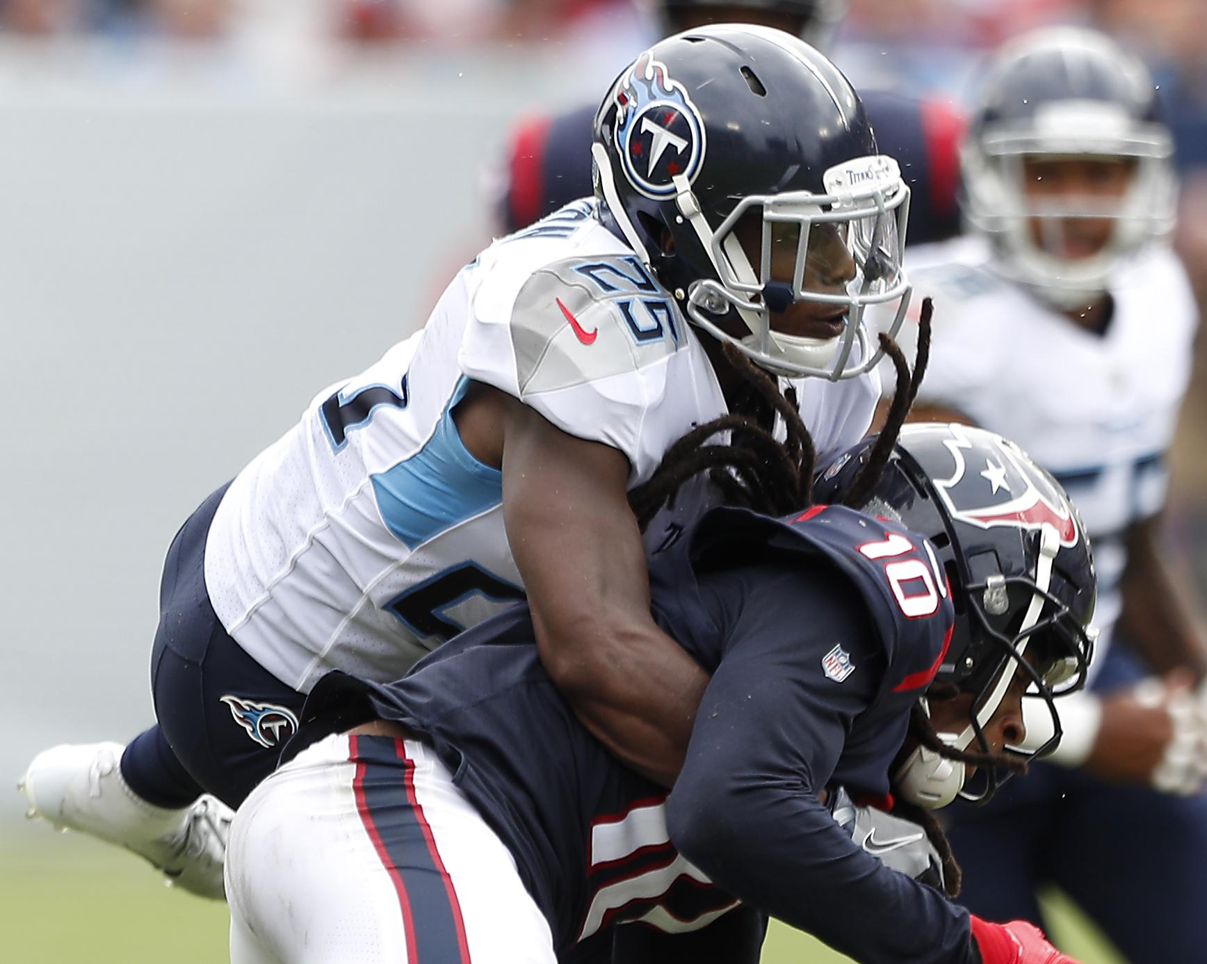 McClain: This could be start of genuine Texans-Titans rivalry