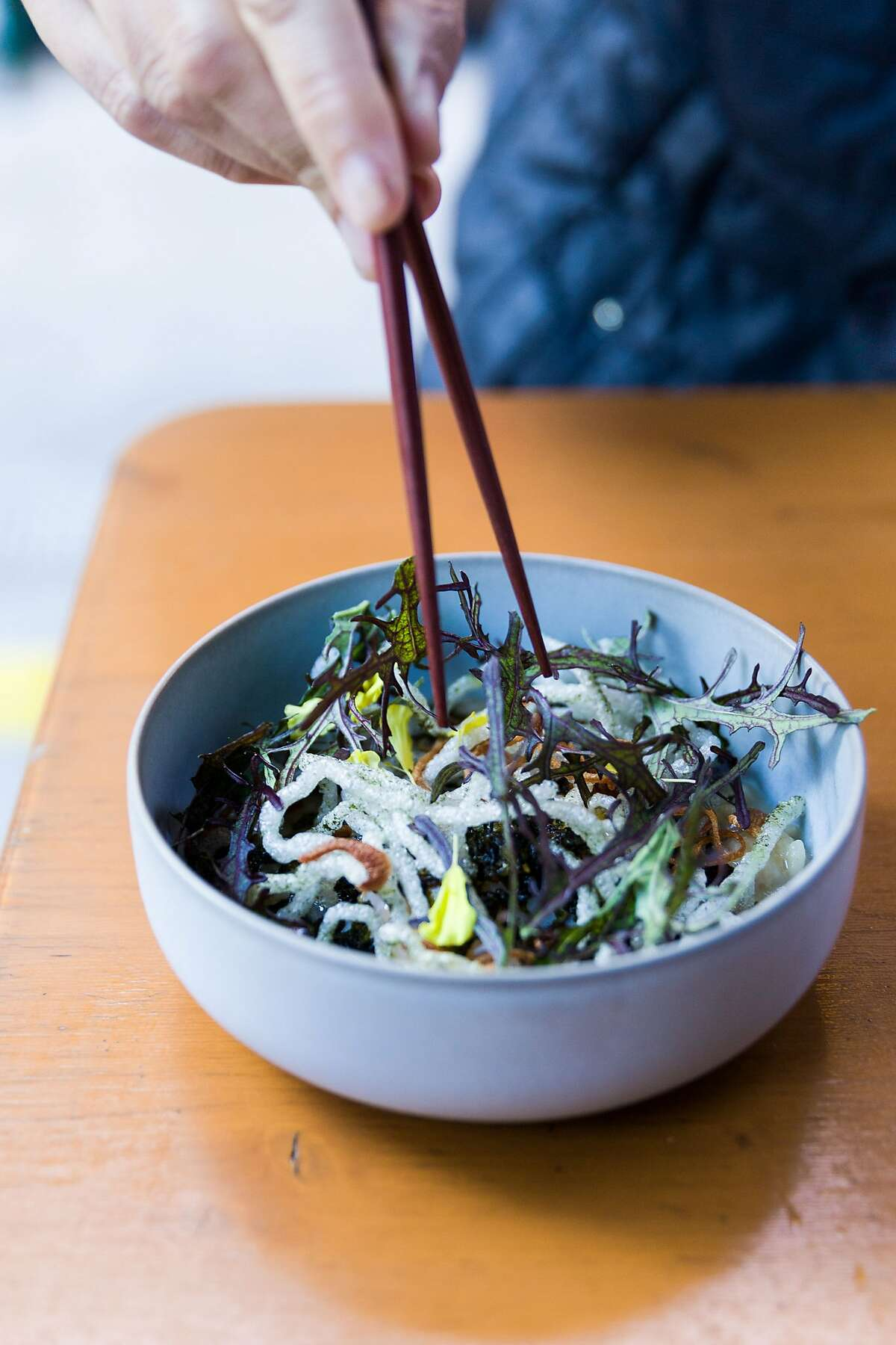 Hen-zhi is a Taiwanese food pop-up by Marcelle and Christopher Yang.