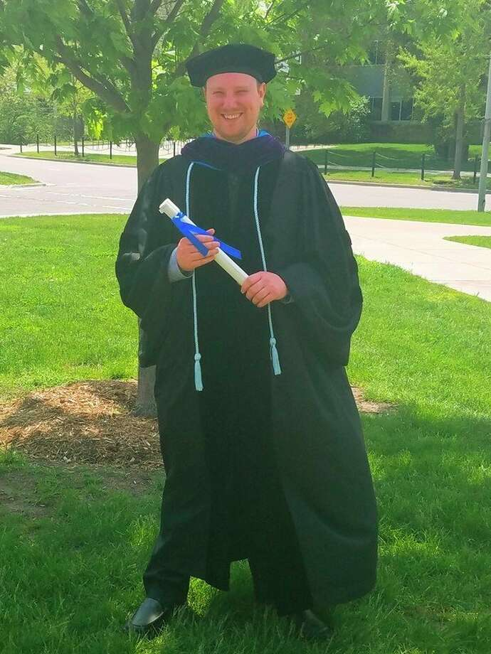 Kyle Zielinski recently passed the bar exam. (Submitted photo)