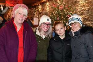 Christmas tree shoppers flocked to Jones Family Farm in Shelton on Saturday, Nov. 30, in what has become a Thanksgiving weekend tradition for so many families.