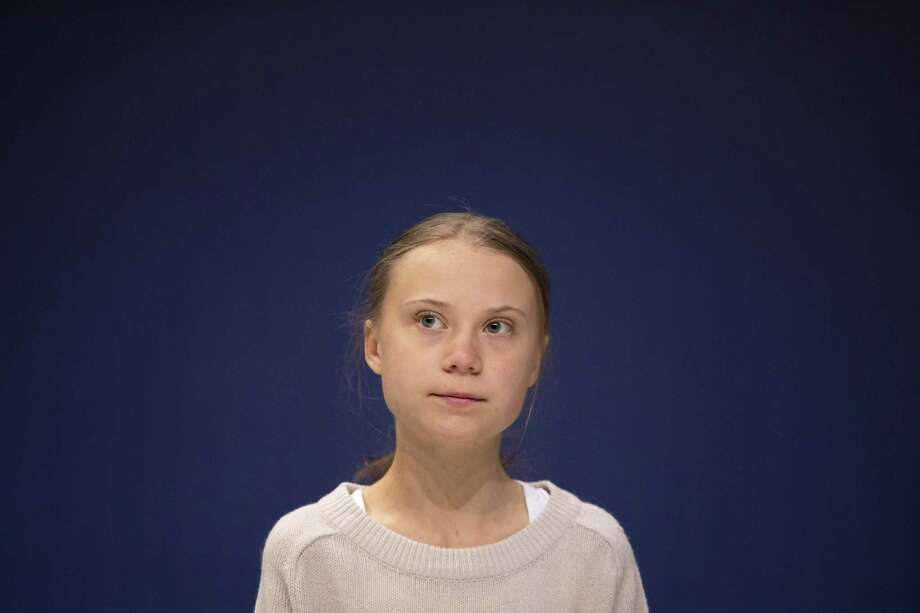 Environmental activist Greta Thunberg was named Time's 2019 Person of the Year.