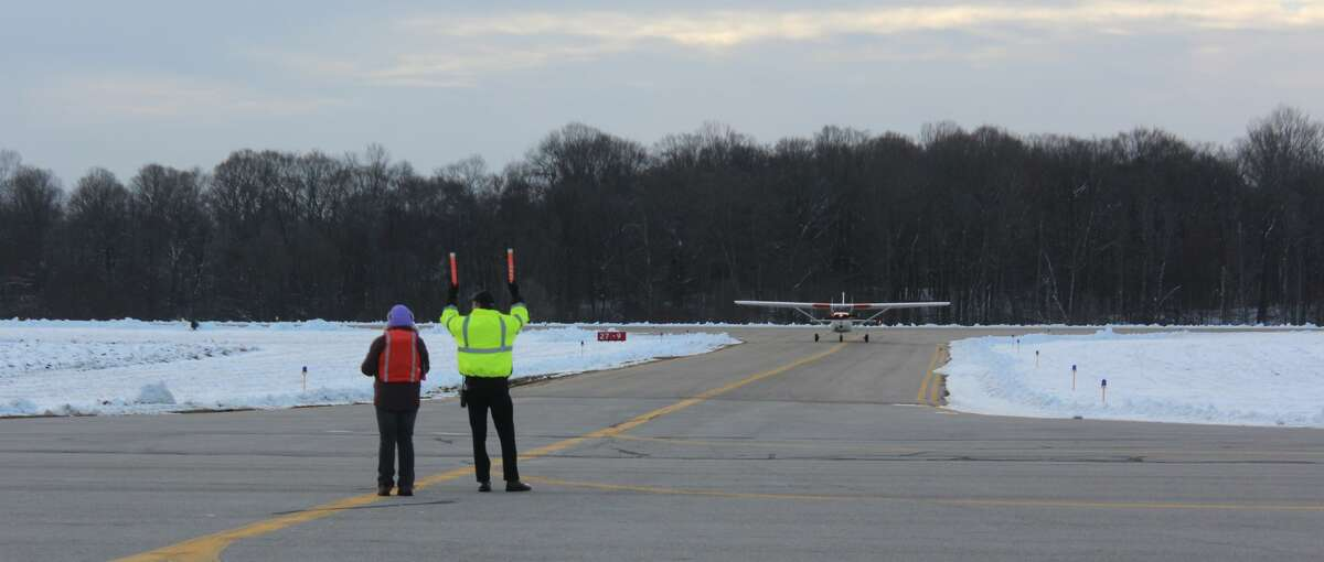 Over the weekend, volunteers unloaded more than 30 planes atRoben-HoodAirport as part of Operation Good Cheer. The event is an annual holiday program that helps bring Christmas presents to foster children across the state.