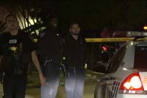 A man died late Tuesday after a possible domestic disturbance in the southwest Harris County.