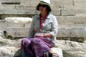 Regina Plunkett Dowling took a pilgrimage to Jersualem.
