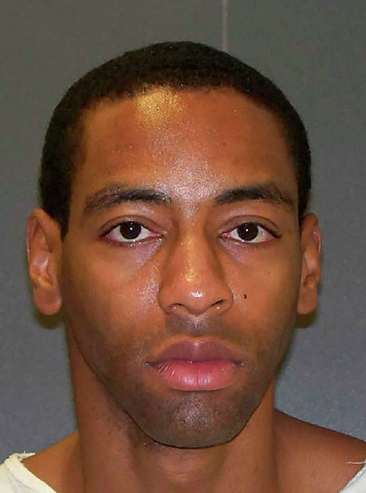 In this undated photo provided by the Texas Department of Criminal Justice is inmate Travis Runnels. Runnels is set to be executed by lethal injection on Wednesday, Dec. 11, for the Jan. 2003, killing of Amarillo state prison supervisor Stanley Wiley, in the prison shoe factory. (Texas Department of Criminal Justice via AP)