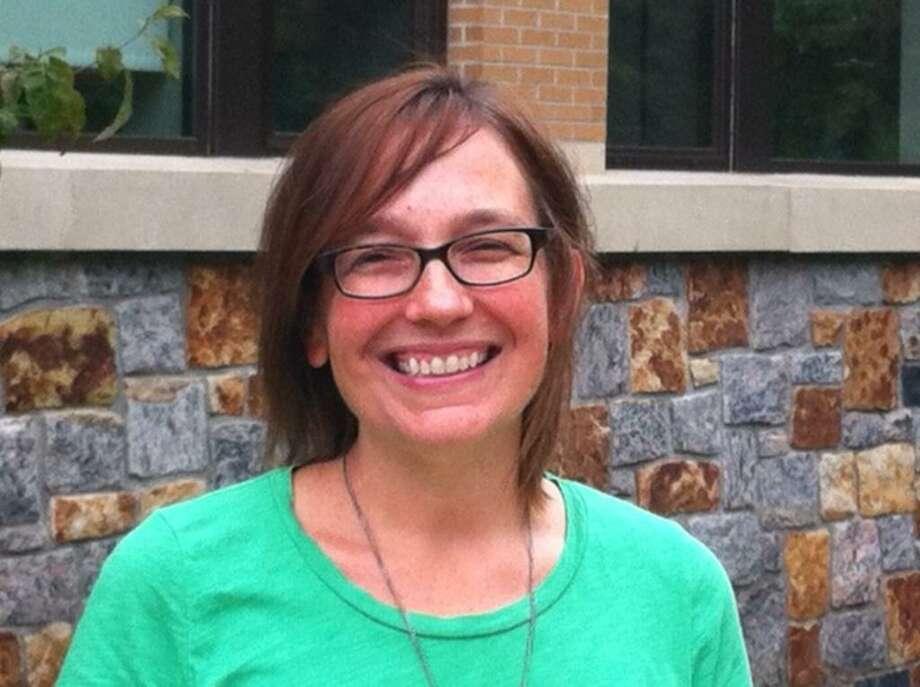 Christina McGowan, named Fairfield University Librarian. Dec. 11, 2019 Photo: Contributed