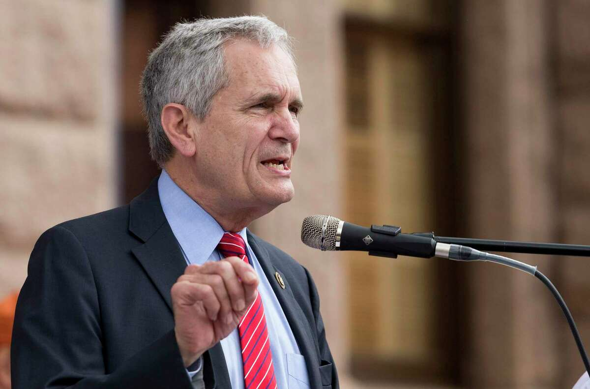 Texas District 35 U.S. Rep. Lloyd Doggett laid out his case on why House lawmakers should impeach President Trump Wednesday.