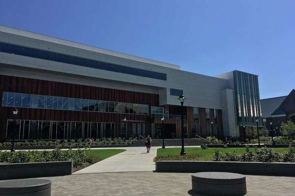 UConn opened a new 191,000-square foot Student Recreation Center on August 26, funded by new mandatory student fees.