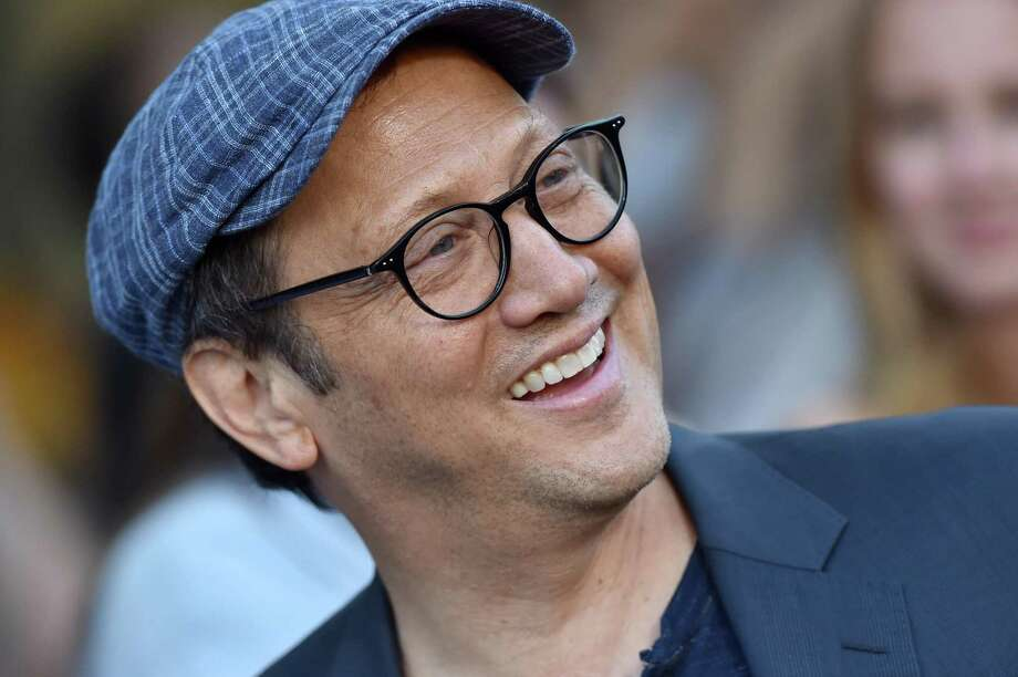 """Former """"Saturday Night Live"""" cast member Rob Schneider will be performing stand-up at Norwalk's Wall Street Theater Jan. 12. Photo: Axelle / Bauer-Griffin / FilmMagic / 2019 Axelle/Bauer-Griffin"""
